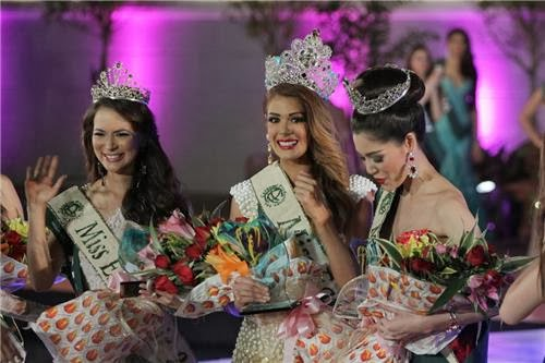 Miss Earth 2013 winner Venezuela Alyz Henrich