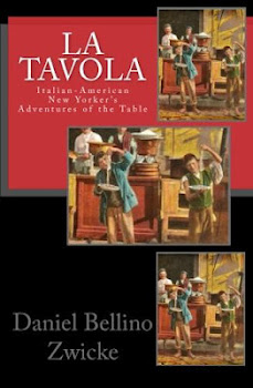 """La TAVOLA"" TOP SUMMER READ of 2012"