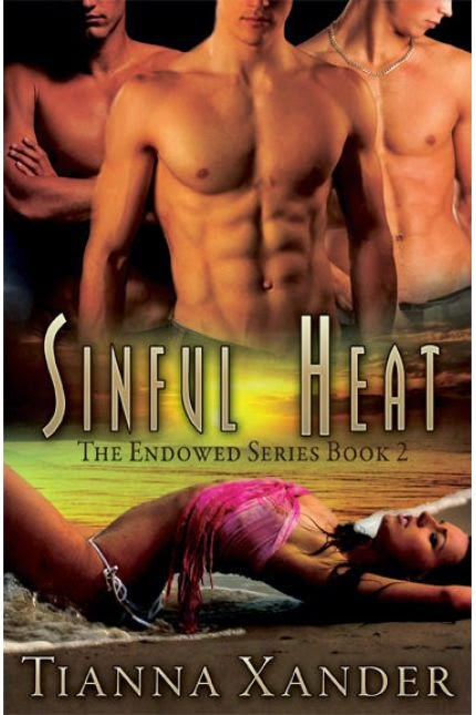 Sinful Heat by Tiana Xander