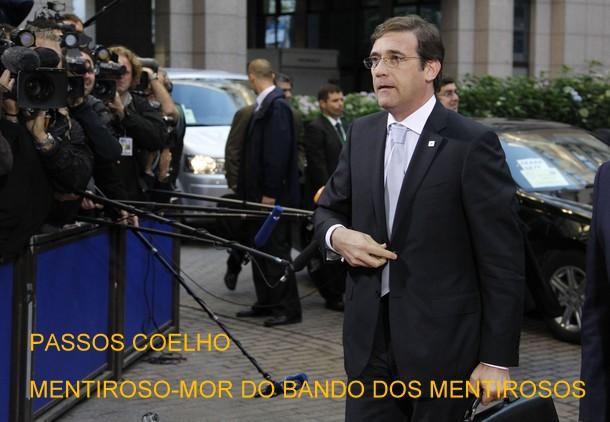 Portugal: PM PASSOS COELHO VAIADO E INSULTADO EM MATOSINHOS