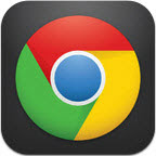 Chrome App iPhone