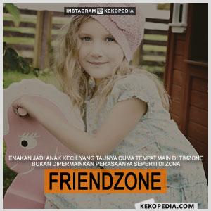 Dp BBM kata kata FriendZone