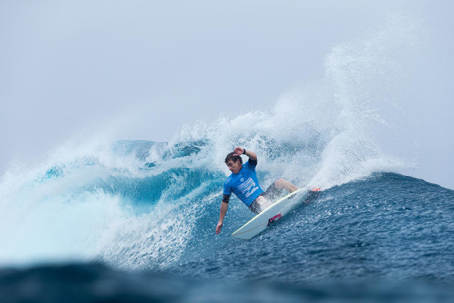 25 Glenn Hall Billabong Pro Tahiti Foto WSL Stephen Robertson