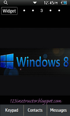 Samsung GT-C6712 Windows 8 Others Theme 1 Free Download Wallpaper