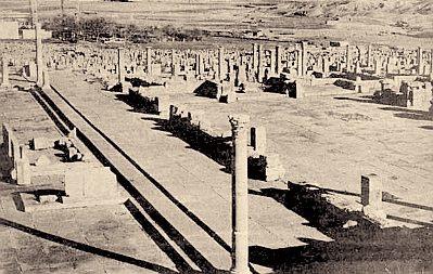 Timgad, figure 11