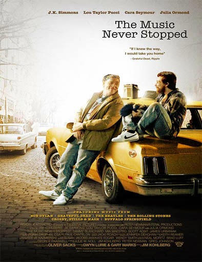 Ver The Music Never Stopped (2011) Online