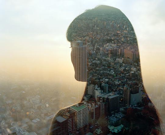 Jasper James. City Silhouettes