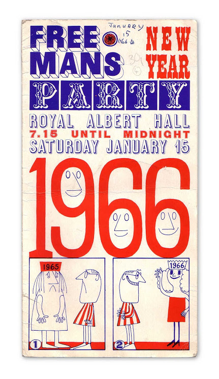 Vintage menu for Royal Albert Hall