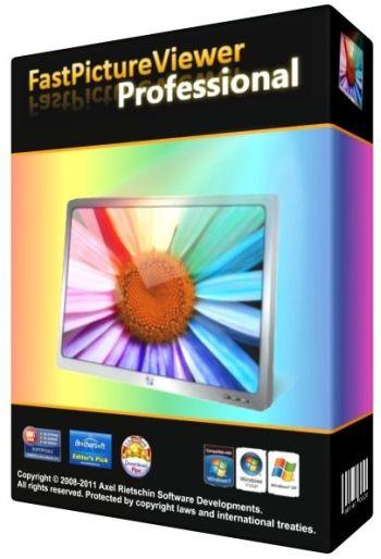 FastPictureViewer 1.9 Build 290 (32-bit) - Resim Görüntüleme Programı