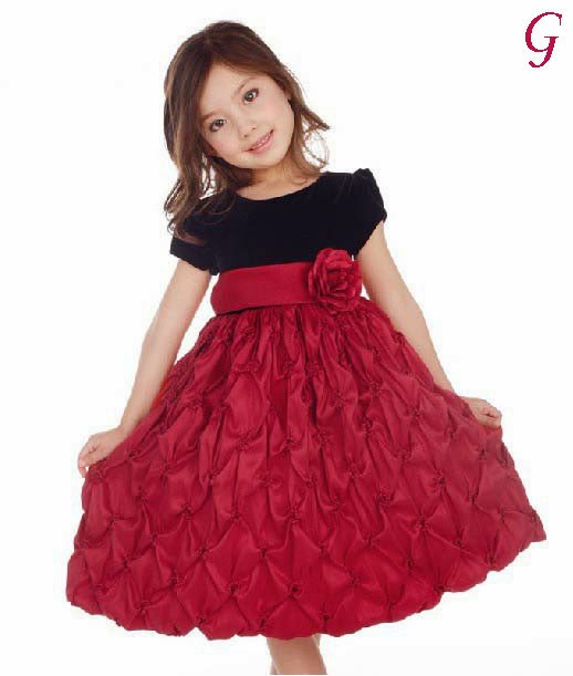 Babies Frocks Pictures-Girls Dresses