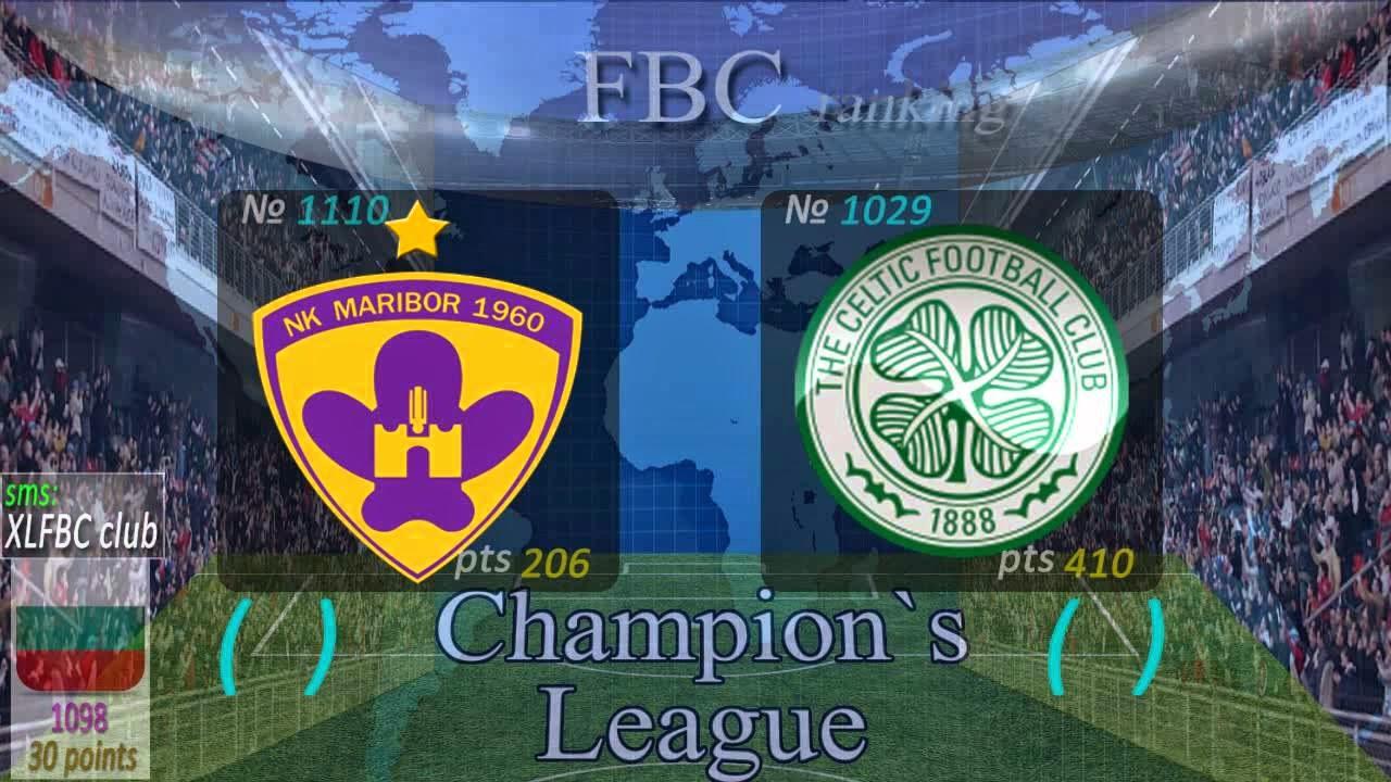 Maribor vs Celtic