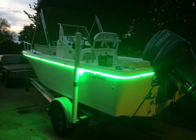 how to install led strip light? how to choose and install the ledWiring Led Lights In Boat #10