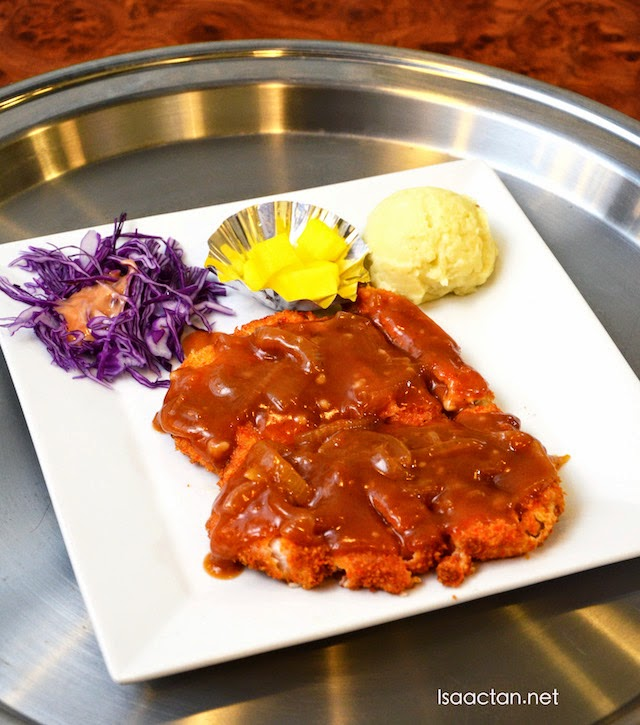 Pork Cutlet - RM16.50
