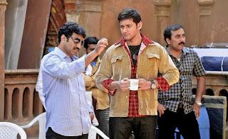mahesh srinu vytla new movie Aagadu