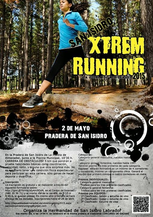 Xtrem Running de La Puebla de almoradiel