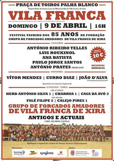 VILA FRANCA - 9 de Abril