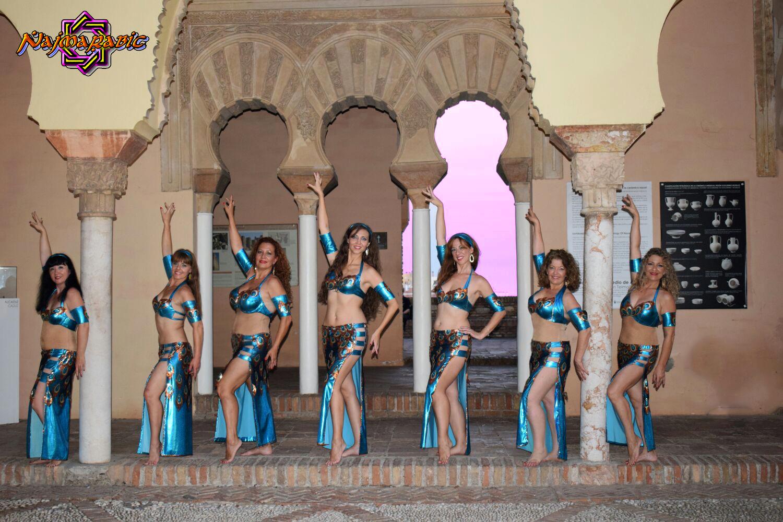 Najmarabic en la Alcazaba con Zegrí 2017
