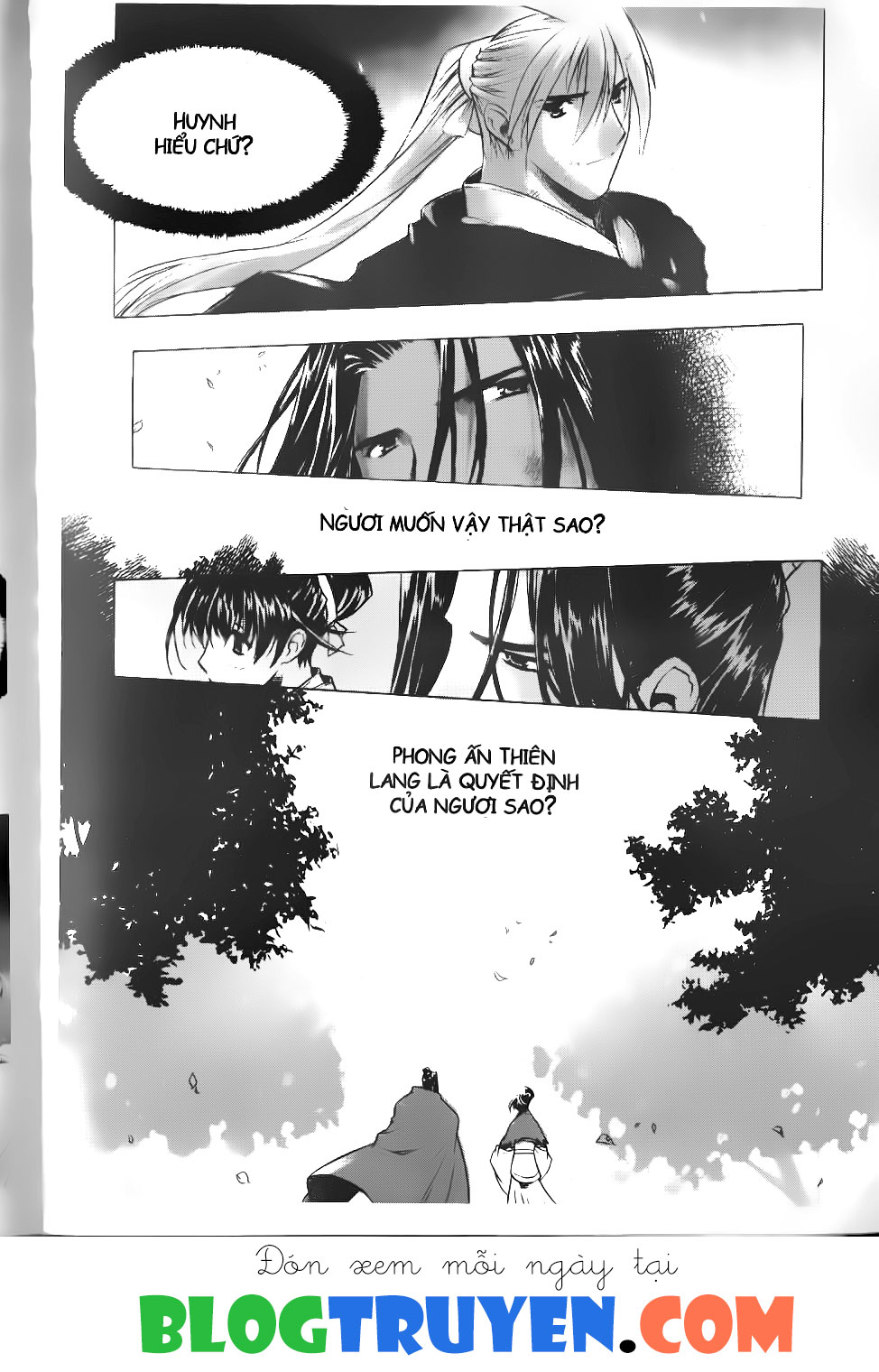 Thiên Lang Liệt Truyện chap 123 – Kết thúc Trang 14 - Mangak.info