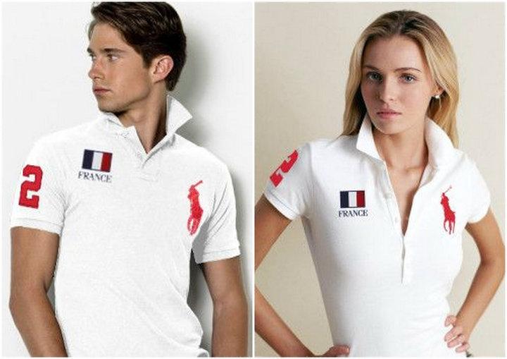 t shirt polo ralph lauren couple