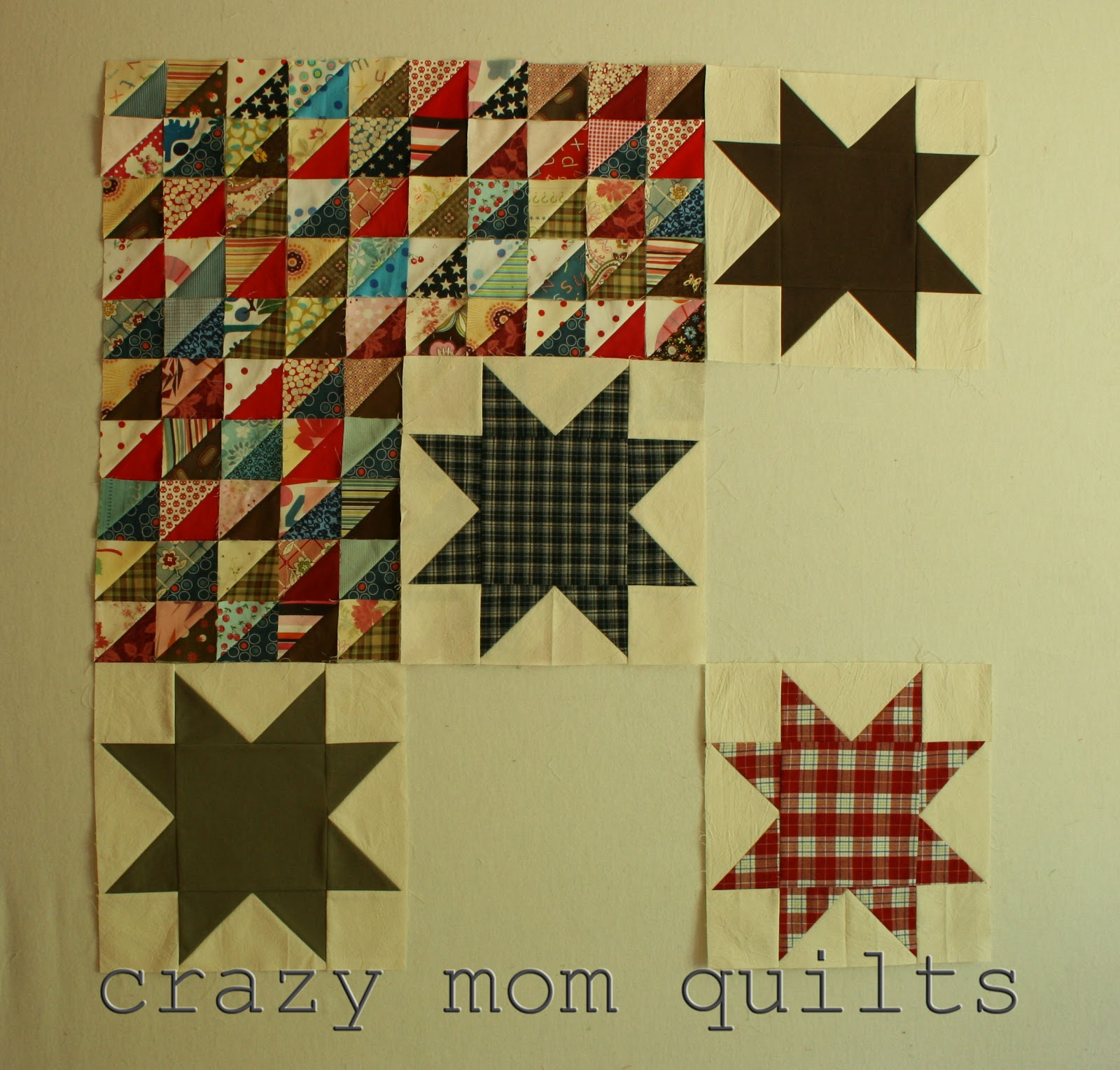 crazy mom quilts: December 2012