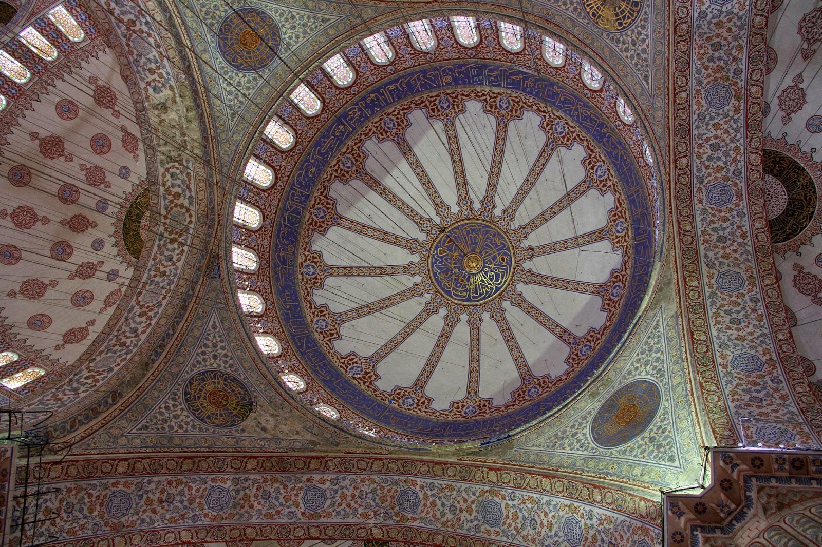 архитектура стамбула