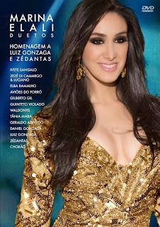Marina Elali - Duetos: Homenagem a Luiz Gonzaga e Zé Dantas