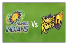 (12th-May-12) IPL-5 - Mumbai Indians vs Kolkata Knight Riders (56th Match Highlights)