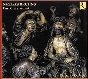 Bruhns: Das Kantatenwerk