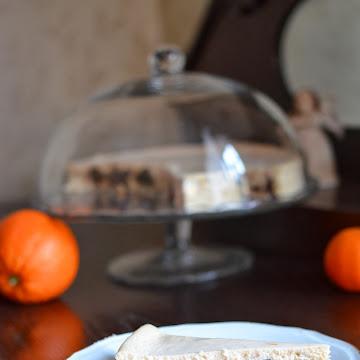 Sernik pomarańczowy ze śliwką w czekoladzie - Czytaj więcej »