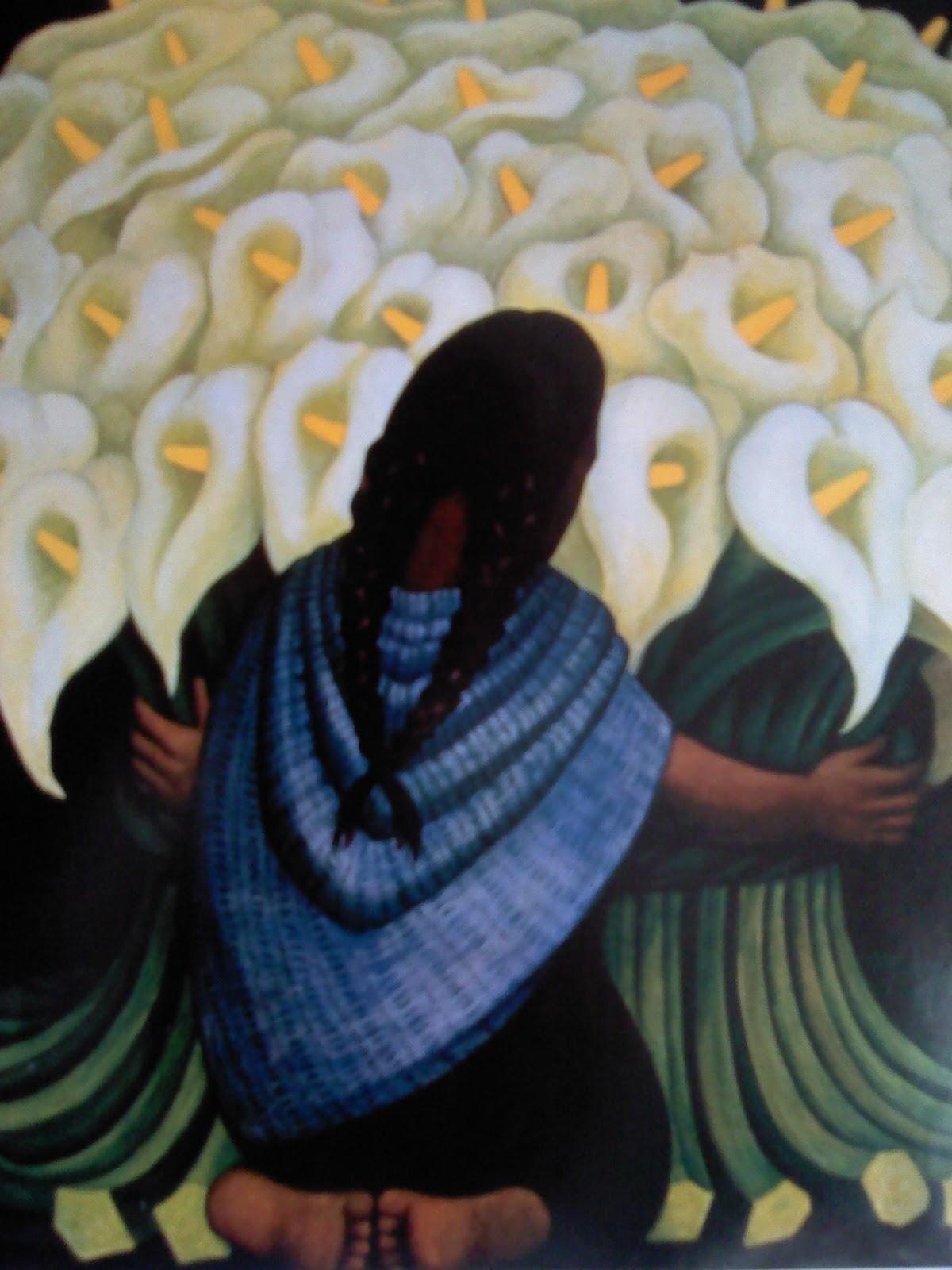 titulo vendedora de alcatraces 1942 autor diego maria de la concepcion