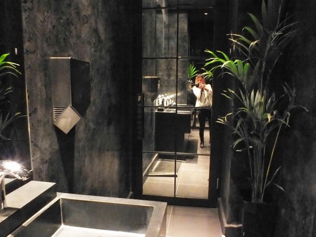 fazenda restaurant manchester toilets
