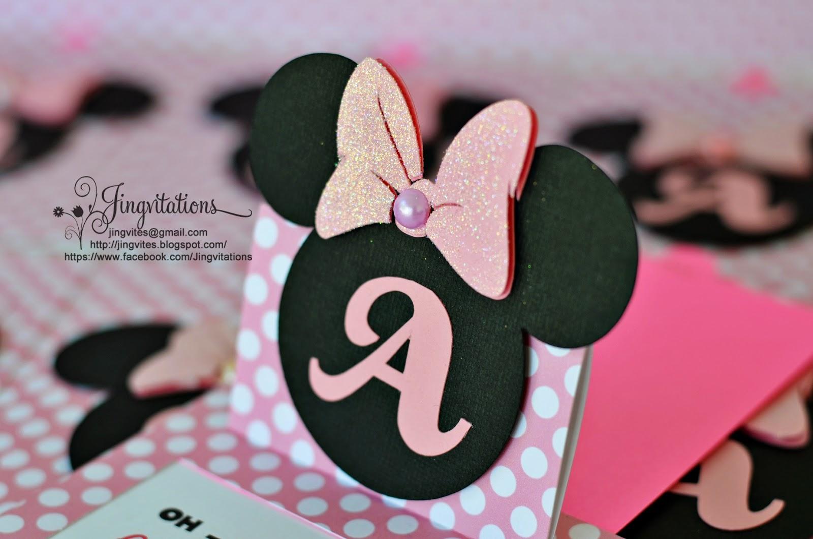 Homemade Mickey Mouse Birthday Invitations Koran Sticken Co