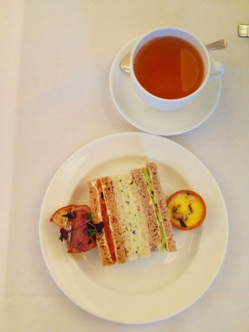 Afternoon Tea at Lancaster Hotel