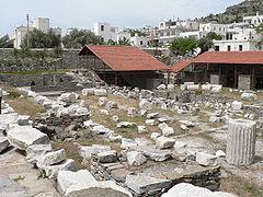 Mausoleum Maussollos atau Mausoleum