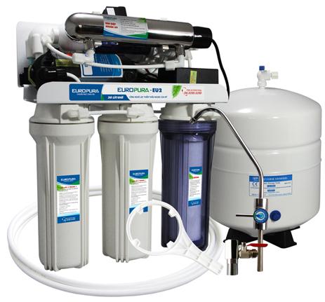 Tràn lan các thương hiệu máy lọc nước