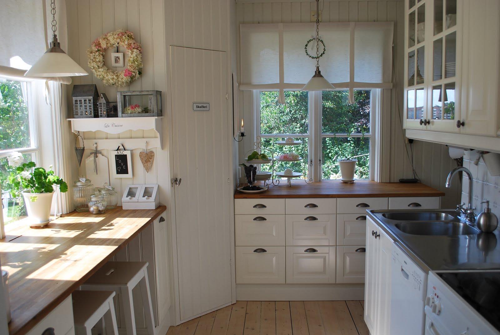 Gezellige Keuken Maken : Een fantastische Zweedse keuken, zo zou ik mijn keuken ook wel graag