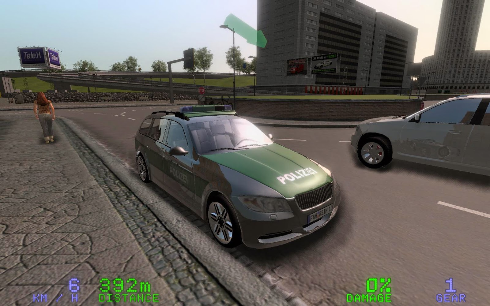 City Car Driving - Car Driving Simulator PC Game
