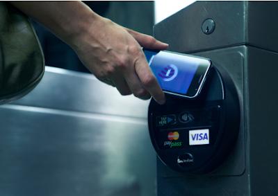 تقنية NFC  للجوال  Nfc_payment