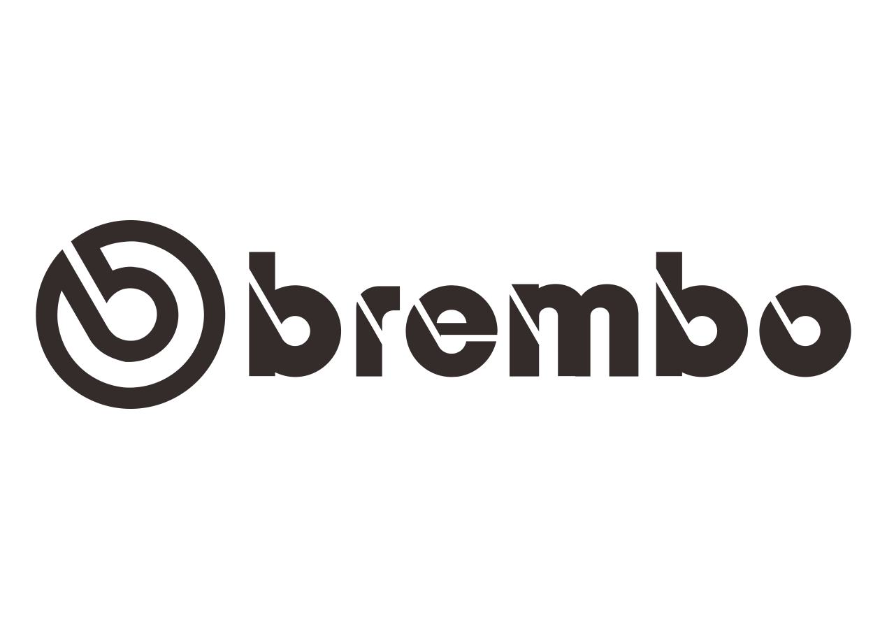 Brembo Logo Vector download free