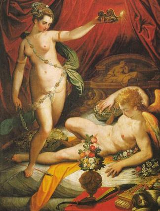 Eros y Psyche