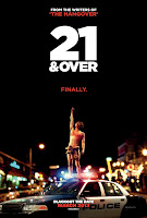21 and over teaser poster