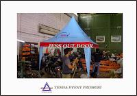 Pabrik, Tempat, Produksi, Pembuat Tenda Event kerucut