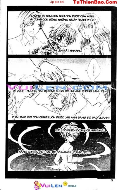 Viên Ngọc Nàng Tiên Cá Chapter 4 - Trang 9