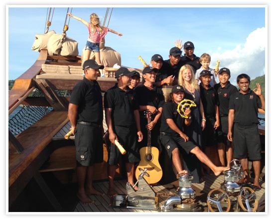 Komodo Island Movie in Love at Komodo Island