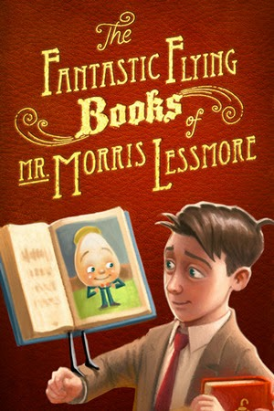 {Τα Φανταστικά Ιπτάμενα Βιβλία του κυρίου Morris Lessmore}