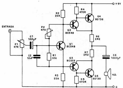 circuitos amplificadores   octubre 2013