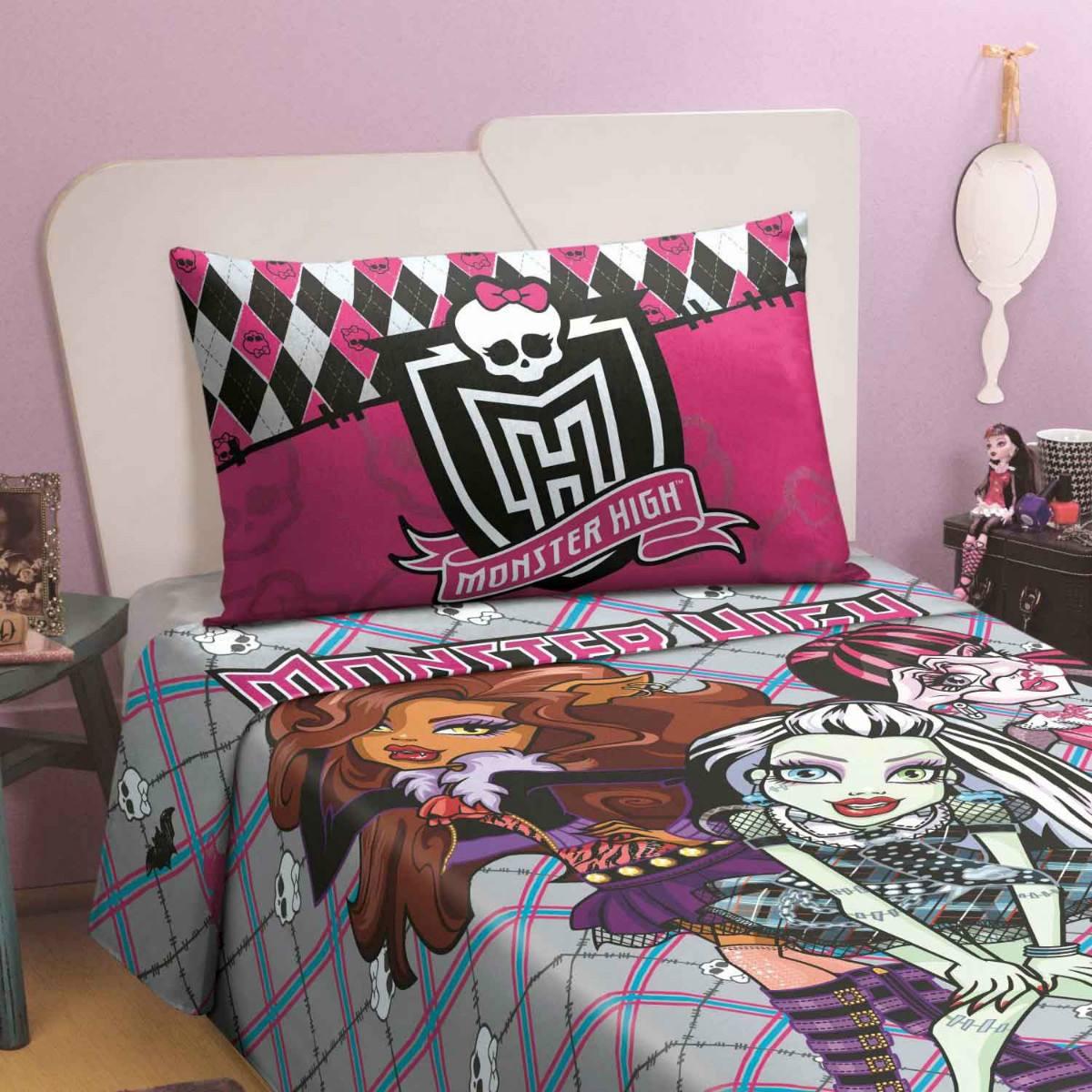 Mundo gabi camas das mh - Camas monster high ...