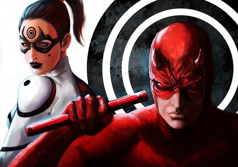 Lady Bullseye (Marvel Comics) Character Review - Daredevil and Lady Bullseye
