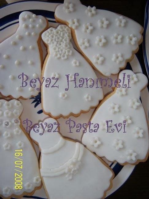 Düğün kınası kurabiyeleri