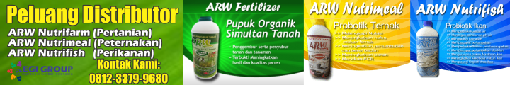 NUTRISI TANAMAN ARW (NUTRIFARM) FERTILIZER